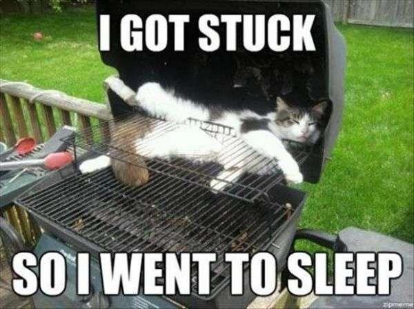 mi sono bloccato sono andato a dormire
