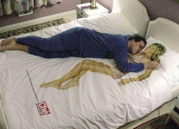 bedclothes fun