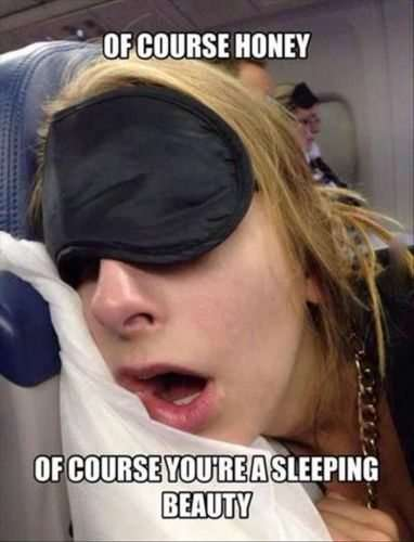funny sleeping pictures