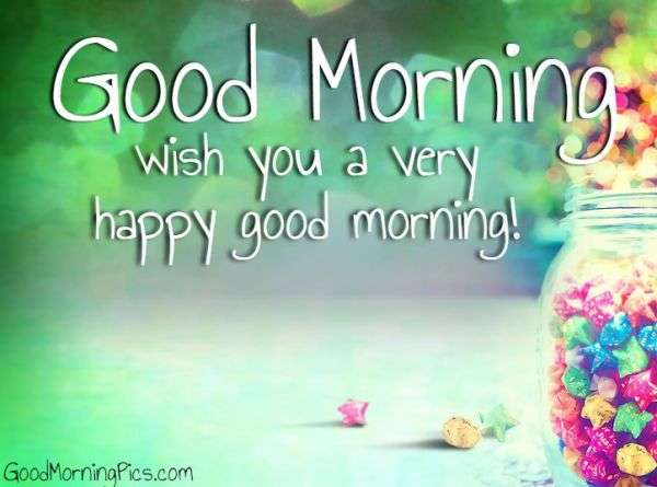 Good Morning French Phrases : Wish you a very happy good morning goodmorningpics