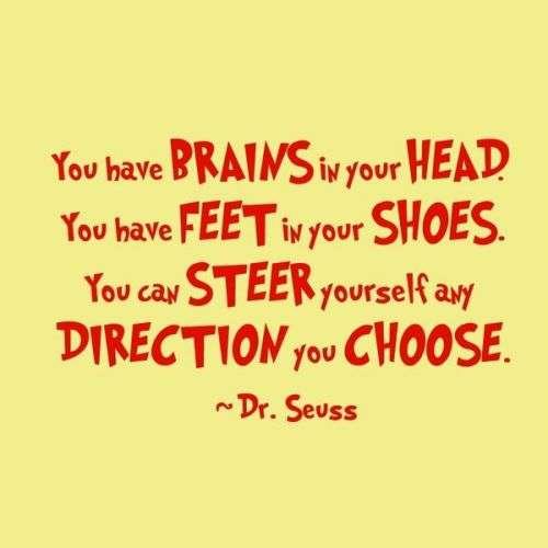 Good Morning Quotes brain
