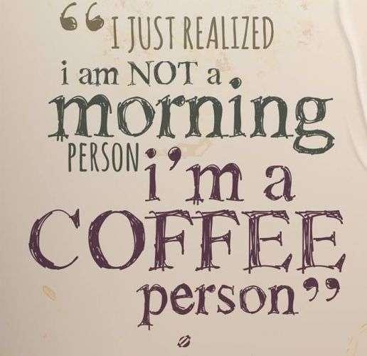 I M Not A Morning Person Goodmorningpics Com
