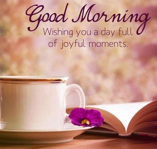 Wishing You A Day Goodmorningpics Custom Morning Quotes For Him
