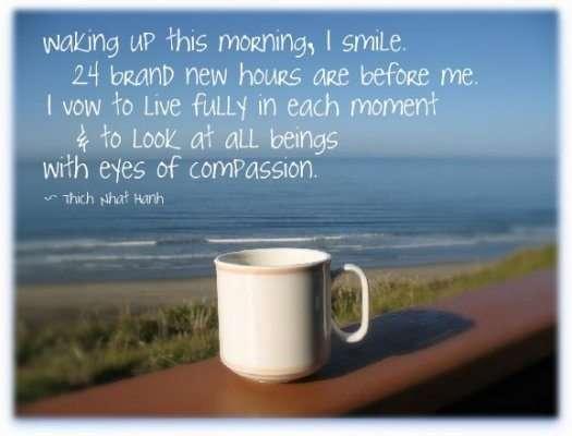 good morning quotes - wake up