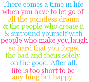 Quotes - Times in Life