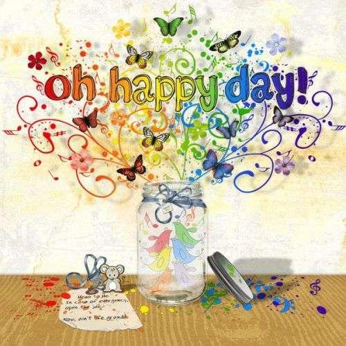 Image happy day