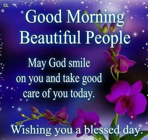 Good Morning Beautiful People Goodmorningpics
