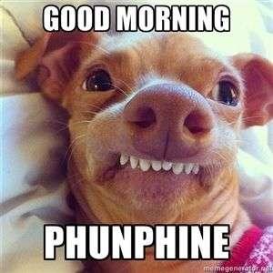 Good Morning Funny