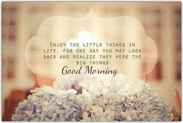 Good morning images with beautiful quotes