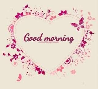 good morning happy