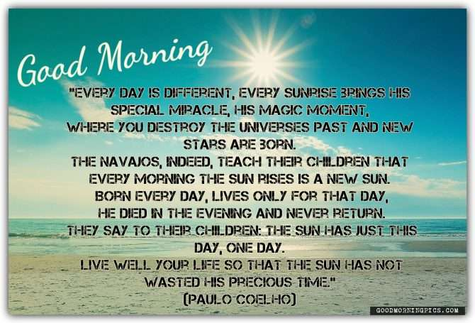 Good morning image with text | goodmorningpics.com