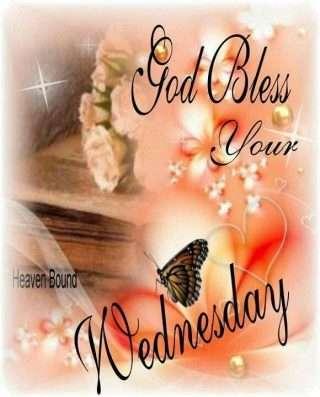 Happy Wednesday message