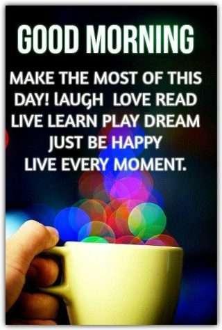 Laugh-Good Morning
