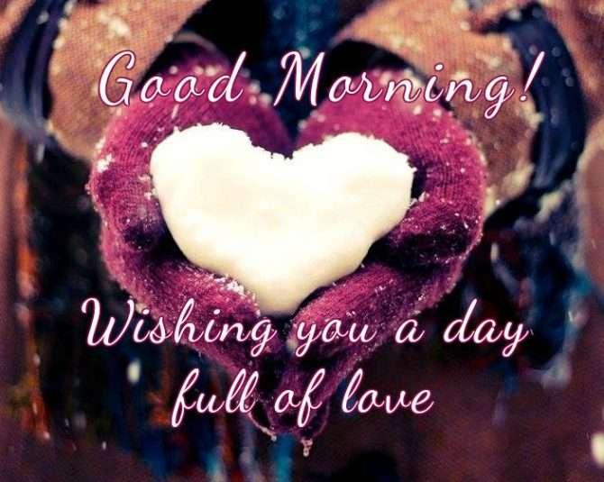 love day - good morning
