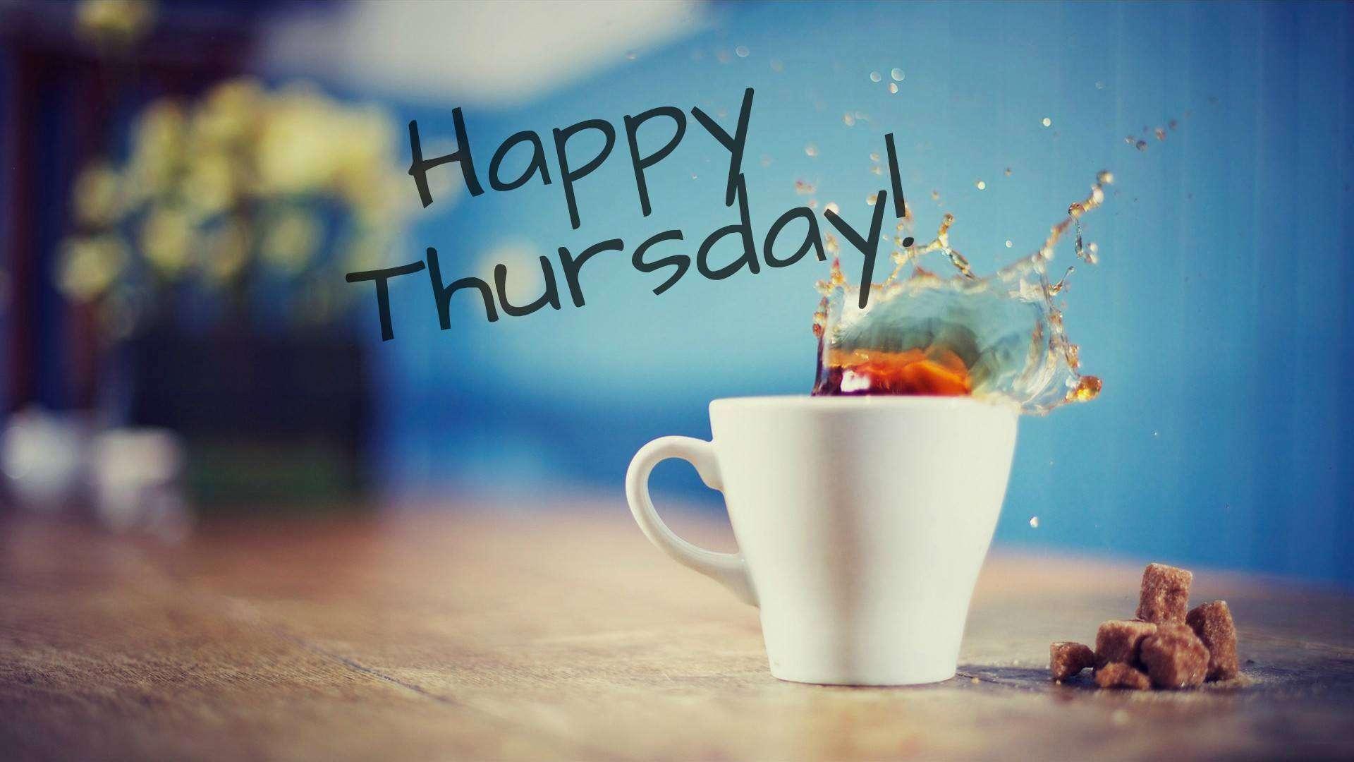 Good Morning and Happy Thursday! | goodmorningpics.com