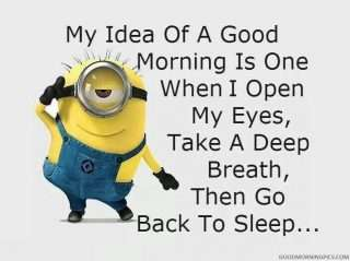 Good-morning-minions