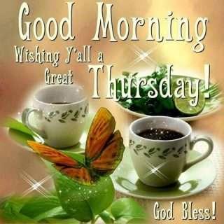 50+ Good Morning Thursday God Images