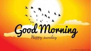 goodmorningsunday