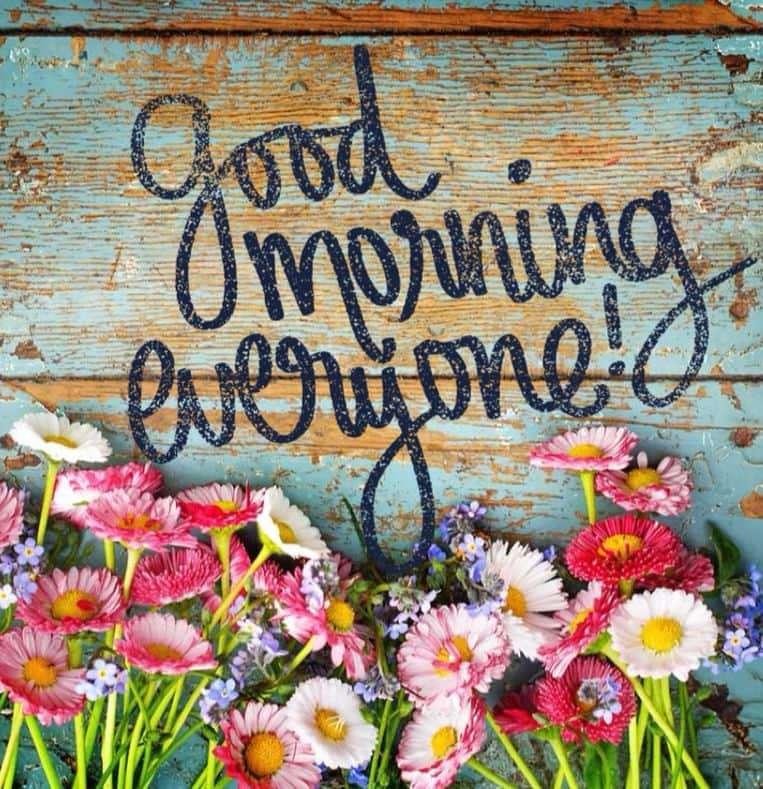 Good Morning Everyone Band : Good morning everyone goodmorningpics