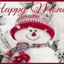 Happy Monday ❆